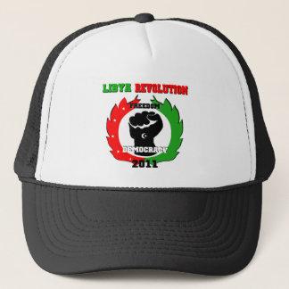 Libyen-Revolution Truckerkappe
