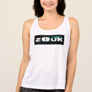 Licence to ZOUK Tank Top