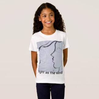Licht als der Wind T-Shirt