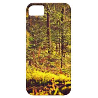 Licht im Wald Etui Fürs iPhone 5