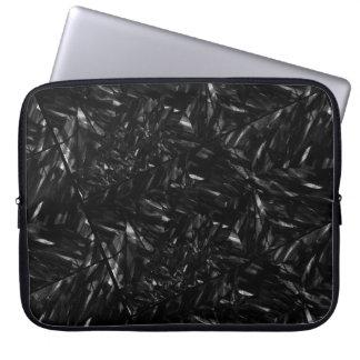 Licht in der Sturm-Schoss-Spitzen-Hülse Laptop Sleeve