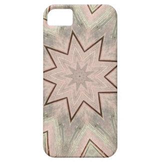 Licht und luftiges weiches sternförmiges Muster Etui Fürs iPhone 5