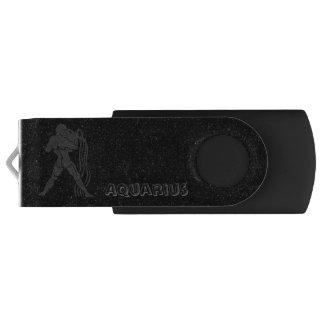 Lichtdurchlässiger Wassermann USB Stick