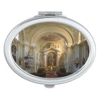 Lichtental Kirche Wien Österreich Schminkspiegel