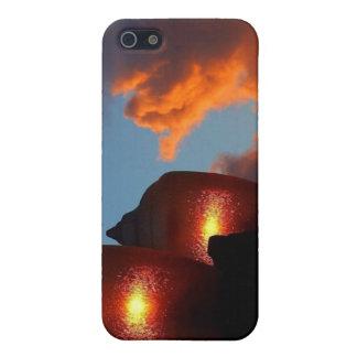Lichter am Sonnenuntergang Etui Fürs iPhone 5