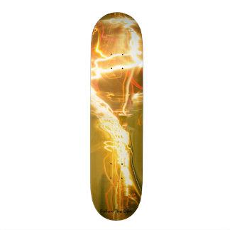 Lichtgeschwindigkeit-Feuer-Drache Skateboarddeck