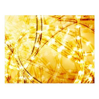 Lichtgeschwindigkeit Postkarte