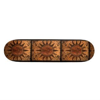 Lichtstern 21,6 Cm Skateboard Deck