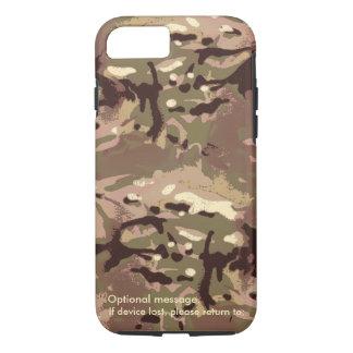 LIDJ Entwurf. Camouflage-Camouflage, iPhone 8/7 Hülle