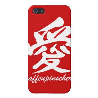 Liebe Affenpinscher Schutzhülle Fürs iPhone 5