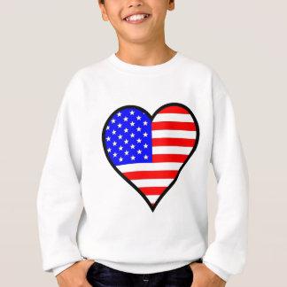 Liebe Amerika Sweatshirt