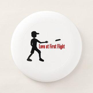 Liebe an ErstflugFrisbee Wham-O Frisbee