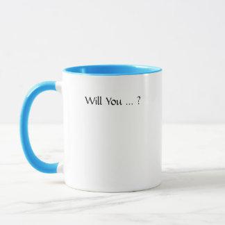 Liebe-… Antrag? Tasse