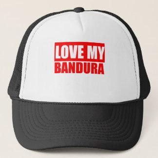 Liebe Bandura Truckerkappe
