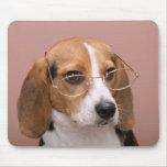 Liebe-Beagle-Welpen-Hund Mousepad