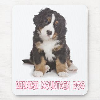 Liebe Bernese Gebirgswelpen-Hundemausunterlage Mauspads