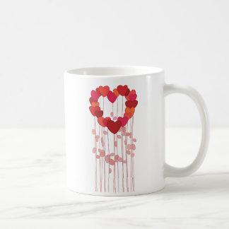 Liebe-Blumen Tasse