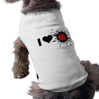 Liebe-Boxen des Sprengstoff-I Shirt