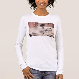 Liebe-Buchstaben Langarm T-Shirt