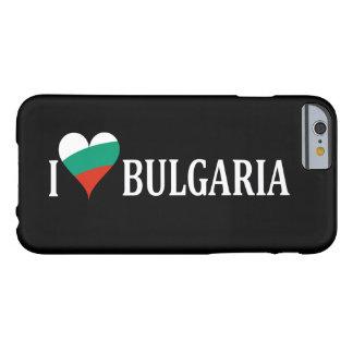 Liebe Bulgarien patriotisch Barely There iPhone 6 Hülle