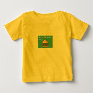 Liebe-Burger Baby T-shirt