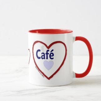 Liebe Café - Wecker-Tasse Tasse