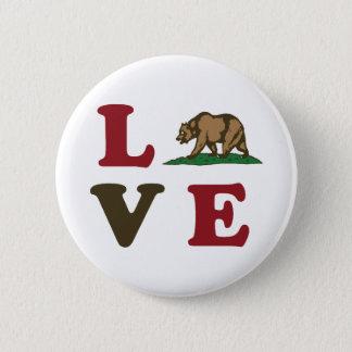 Liebe Cali - Runder Button 5,1 Cm