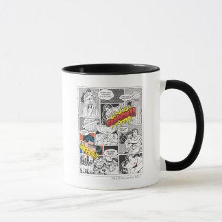 Liebe-Comic-Dias Tasse