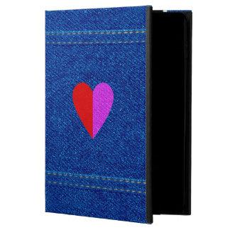 Liebe-Denim-Kasten iPad Air/Air2