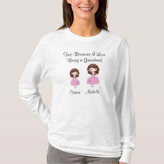 Liebe der Gründe I, die eine Großmutter - Rosa ist T-Shirt