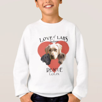 Liebe der Labradore Sweatshirt