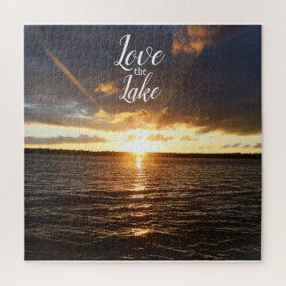 Liebe der See Puzzle