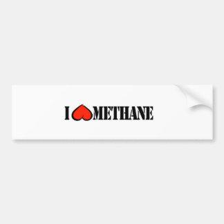 """""""Liebe"""" des Autoaufklebers I Methan Autoaufkleber"""