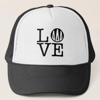Liebe des Deltadeltadreiecks| Truckerkappe