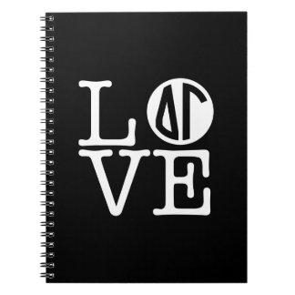 Liebe des Deltagamma-| Notizblock