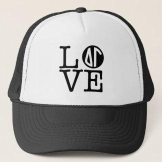 Liebe des Deltagamma-| Truckerkappe