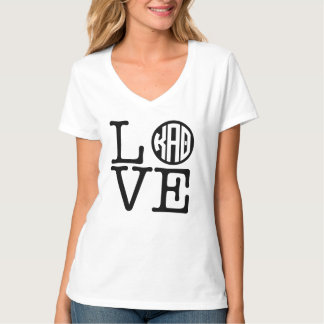 Liebe des Kappa-Alpha Theta-| T-Shirt