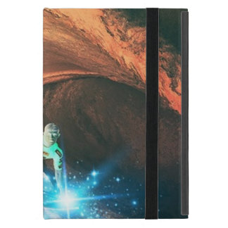 Liebe des Ozeanwellen-Wassersports I surfender iPad Mini Etuis