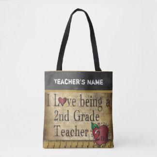 Liebe, die ein 2. Name des Grad-Lehrer-| DIY ist Tasche