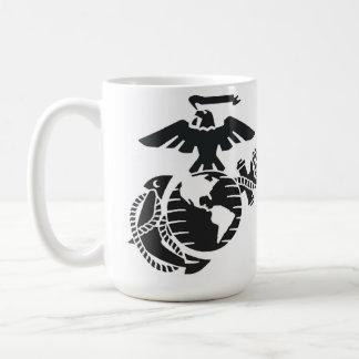 Liebe ein Marinesoldat Kaffeetasse