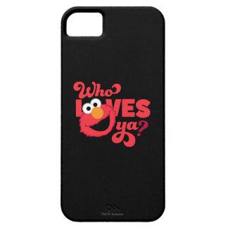 Liebe Elmo iPhone 5 Schutzhüllen