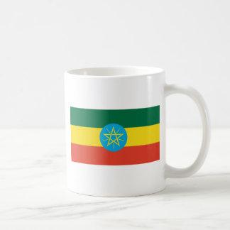 Liebe für Äthiopien Kaffeetasse