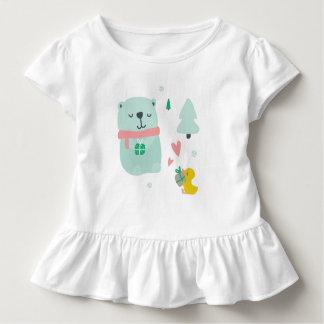 Liebe für immer kleinkind t-shirt