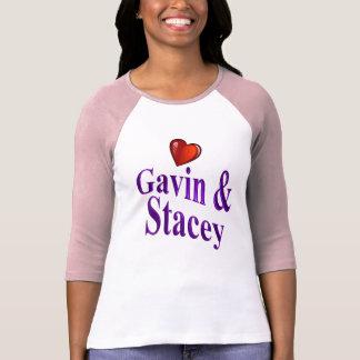 Liebe Gavin und Stacey T-Shirt