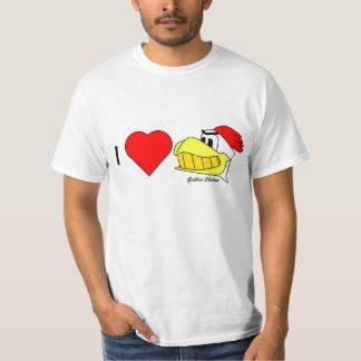 Liebe gegrilltes Huhn I T-Shirts