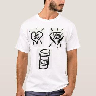 LIEBE-GELD DRUG$ T-Shirt