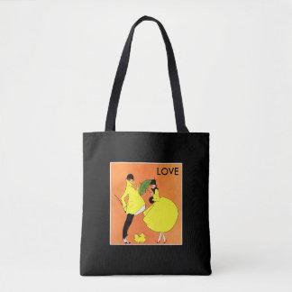 Liebe. Geschenk-Taschen-Taschen Tasche