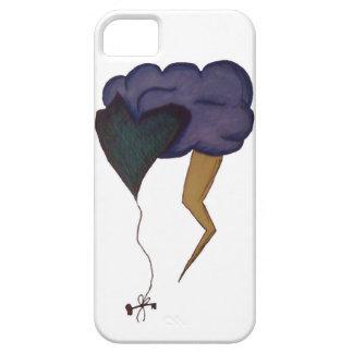 Liebe geschlagen iPhone 5 cover