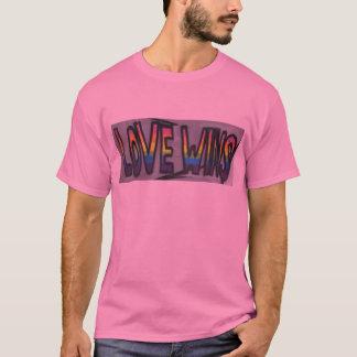 Liebe-Gewinne T-Shirt