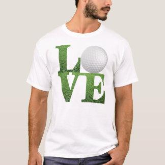 Liebe-Golf T-Shirt